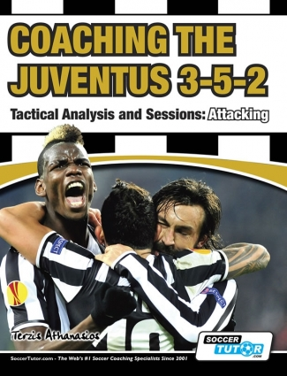 Coaching-the-Juventus-3-5-2 - Tactical-Analysis-and-Sessions:-Attacking