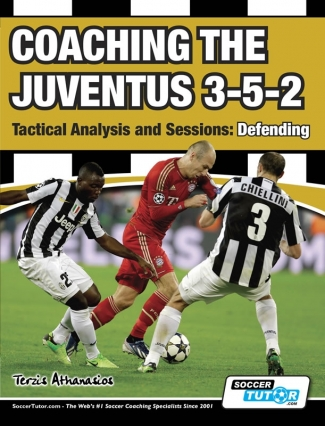 Coaching-the-Juventus-3-5-2 - Tactical-Analysis-and-Sessions:-Defending