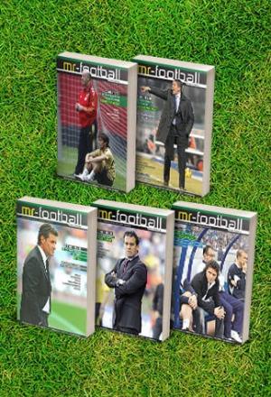 Mr Footaball τεύχη 1-5 προσφορά από το Sportbook