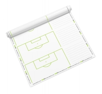 Αυτοκολλούμενα Φύλλα Τακτικής Ποδοσφαίρου Set Plays Taktifol