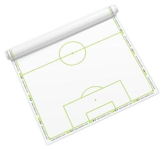 Αυτοκολλούμενα Φύλλα Τακτικής Ποδοσφαίρου Taktifol