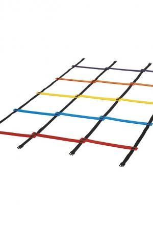 Τριπλή σκάλα επιτάχυνσης - Agility Ladder (set of 3)