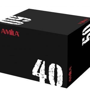 Πλειομετρικό κουτί με μαλακή επιφάνεια 40 εκ.
