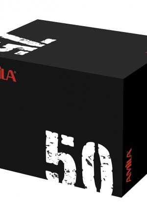 Πλειομετρικό κουτί με μαλακή επιφάνεια 50 εκ.