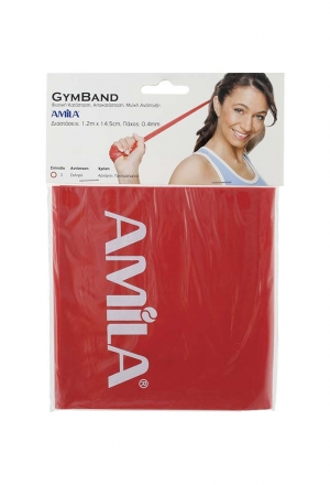 Λάστιχο Gym Band 1,2m, Medium