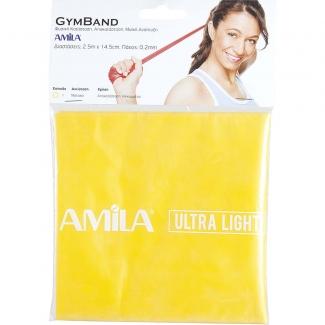Λάστιχο Gym Band 2,5m, Ultra light