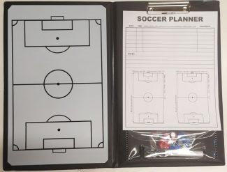 Πίνακας ντοσιέ τακτικής ποδοσφαίρου