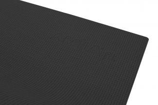 Στρώμα Yoga 61x173x0.4 cm 950gr Anti-Scratch Μαύρο