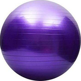 Μπάλα Γυμναστικής Pilates 85cm - Μωβ - Αθλοπαιδιά