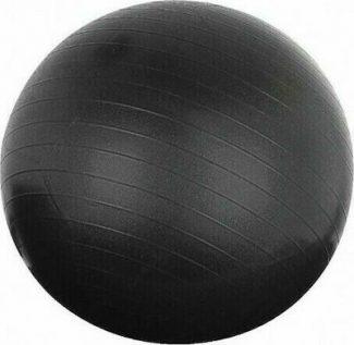 Μπάλα Γυμναστικής Pilates 95cm - Μαύρη - Αθλοπαιδιά