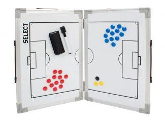 Αναδιπλούμενος (σπαστός) πίνακας τακτικής ποδοσφαίρου Select 60 x 45