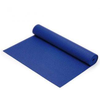 Στρώμα γιόγκα, 0,6χιλ, μπλε