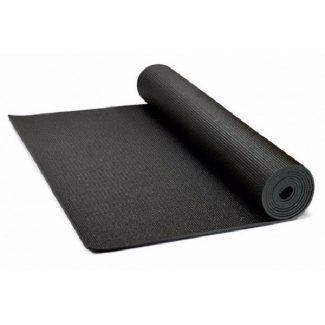 Στρώμα γιόγκα, 0,5χιλ, μαύρο