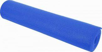 Στρώμα Yoga 4mm 860γρ Μπλε - Amila