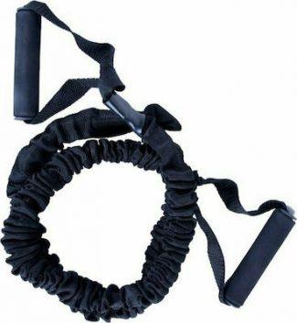 Λάστιχο γυμναστικής tube σκληρό μαύρο